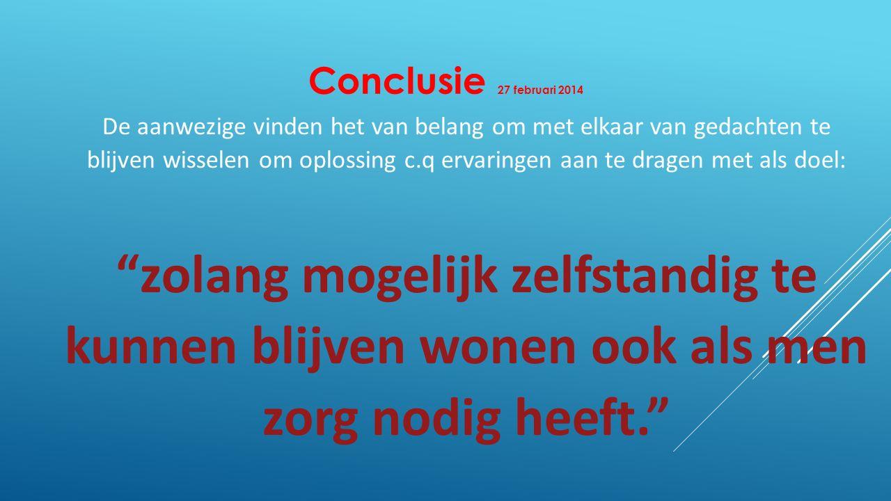 proactief beleid, op woonaanpassingen, nultreden woningen, lichte vormen van domotica ed.