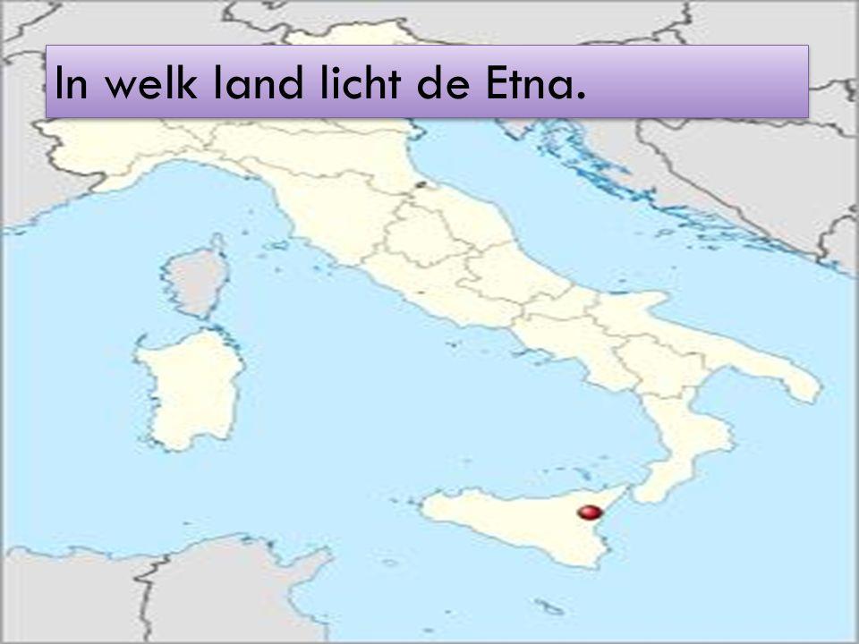 Uitbarstingen van de Etna in : 1978-1981-1986- 1987-1989-1991-1993-1999-2000-2001-2002- 2004 en ieder jaar vanaf 2006 toten met 2015 Dat is dus 21 kee