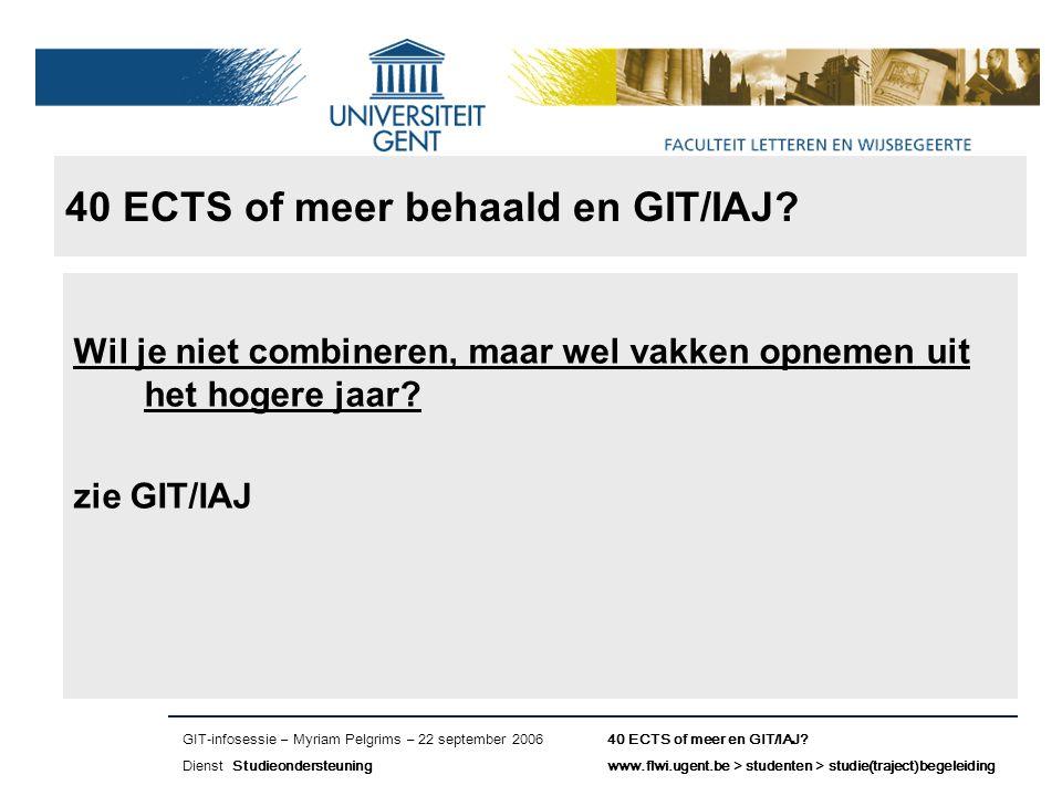 Naam presentatie – Naam maker en/of presentator - 12/09/2005 Faculteit Naam Faculteit – Dienst of Vakgroep (optioneel) Transitstudenten 2e kan - Niet geslaagd voor 2de kan in 2005-06: Inschrijving: in BA2 (+ evt.