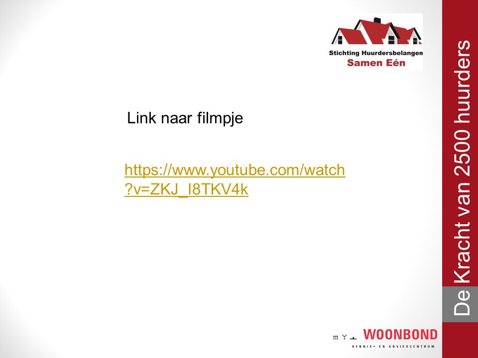 https://www.youtube.com/watch v=ZKJ_I8TKV4k Link naar filmpje