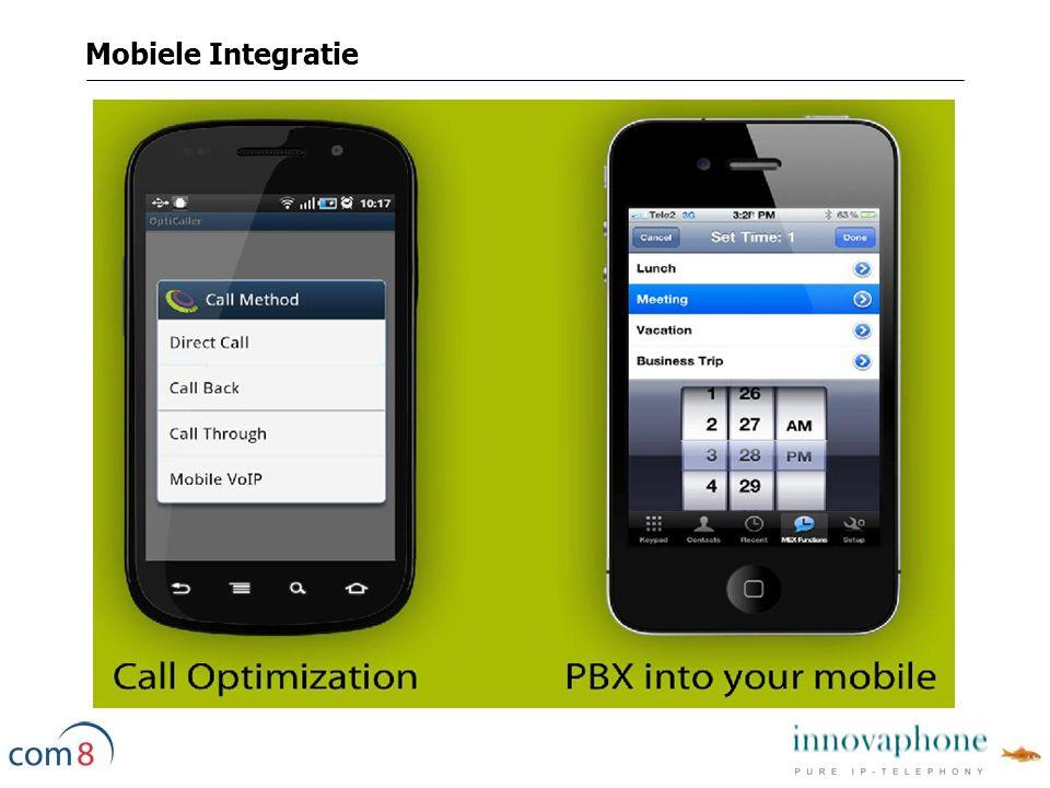 Mobiele Integratie