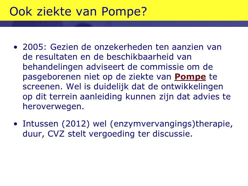 Ook ziekte van Pompe.