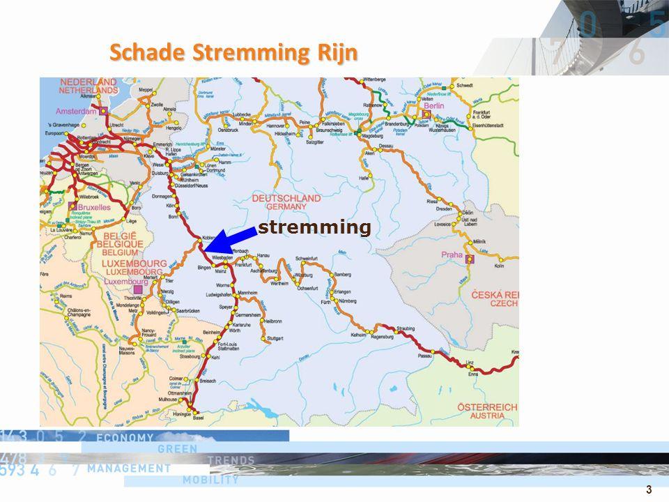 3 Schade Stremming Rijn stremming