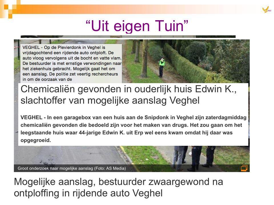 """""""Uit eigen Tuin"""""""