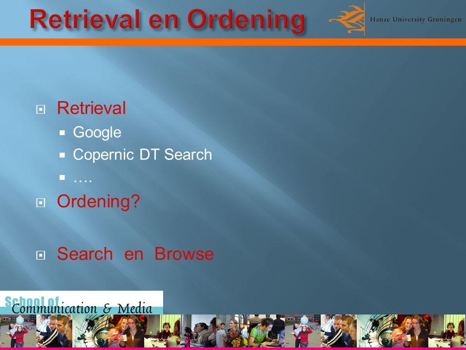  Portals  Documenten  Ontwikkeling  Onderzoek  Inhoud en gebruiker  Functioneel ontwerp  Bouw  Toepassing