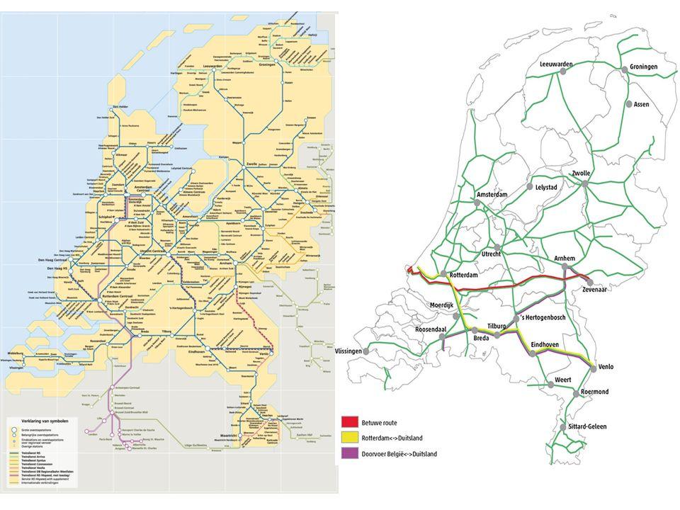 Capaciteitsverdeling in NL 1 e besluit over capaciteitsverdeling: Interimbesluit capaciteitstoewijzing spoorwegen 2000: beschikbaar stellen van naar plaats, omvang, tijd en duur omschreven spoorweginfrastructuur door de beheerder uitgangspunten van non-discriminatie e.d.
