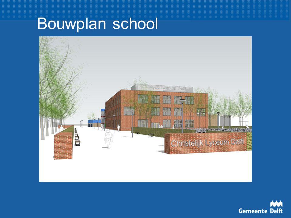 Bouwplan school