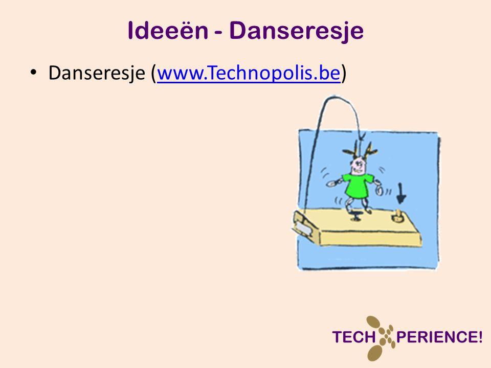 Ideeën - Danseresje Danseresje (www.Technopolis.be)www.Technopolis.be