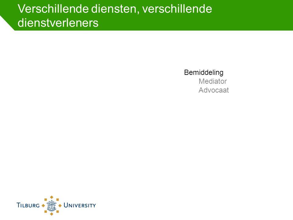 Meer weten? TilburgUniversity.nl/TISCO