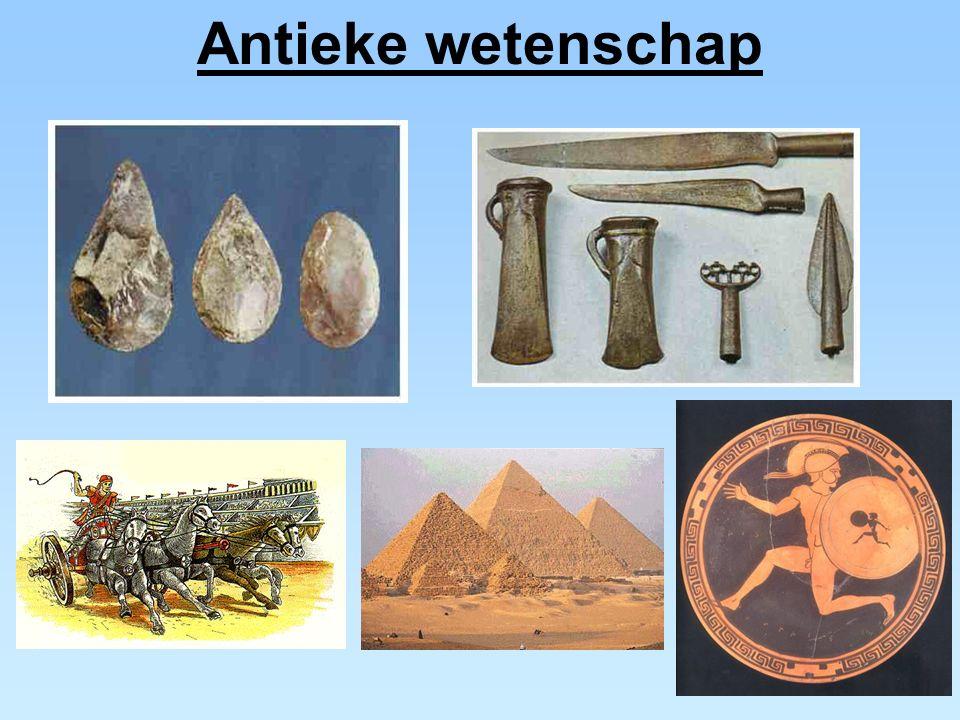 Antieke wetenschap