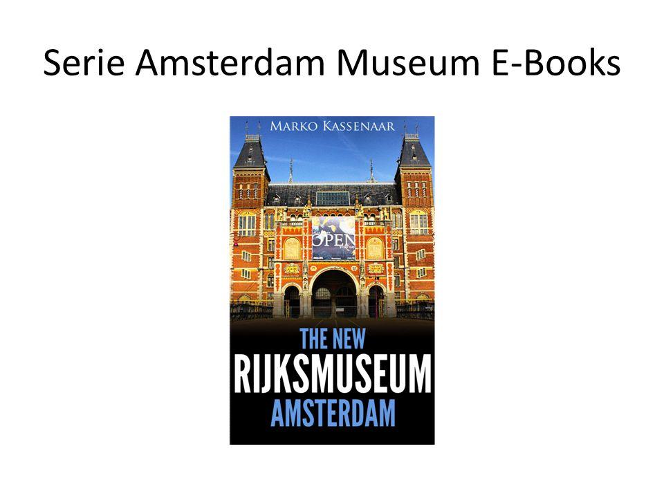 Serie Amsterdam Museum E-Books