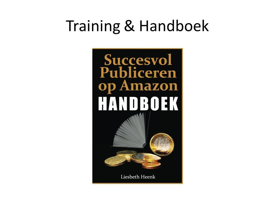 Training & Handboek