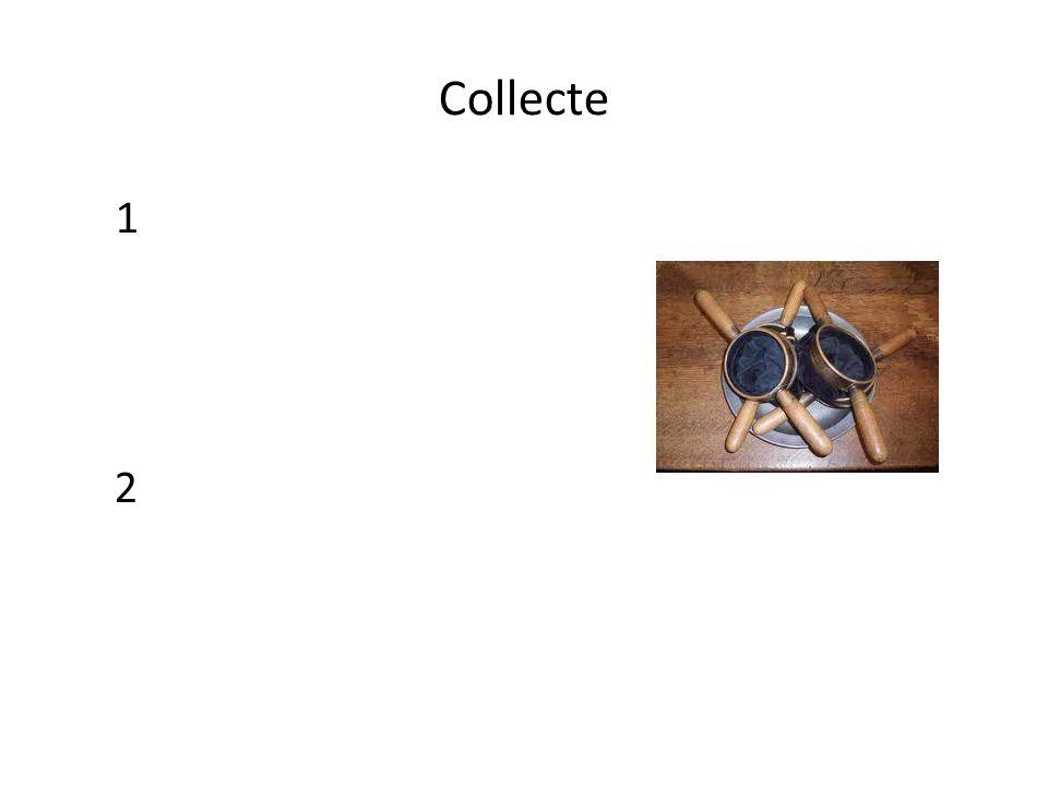 Collecte 1 2