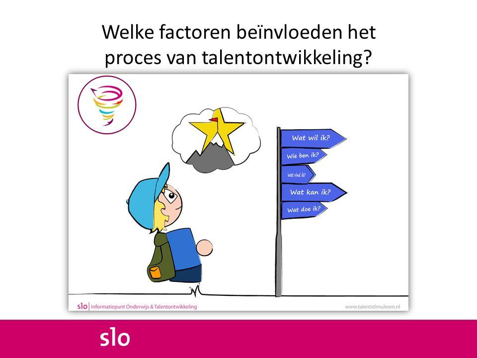 Welke factoren beïnvloeden het proces van talentontwikkeling?