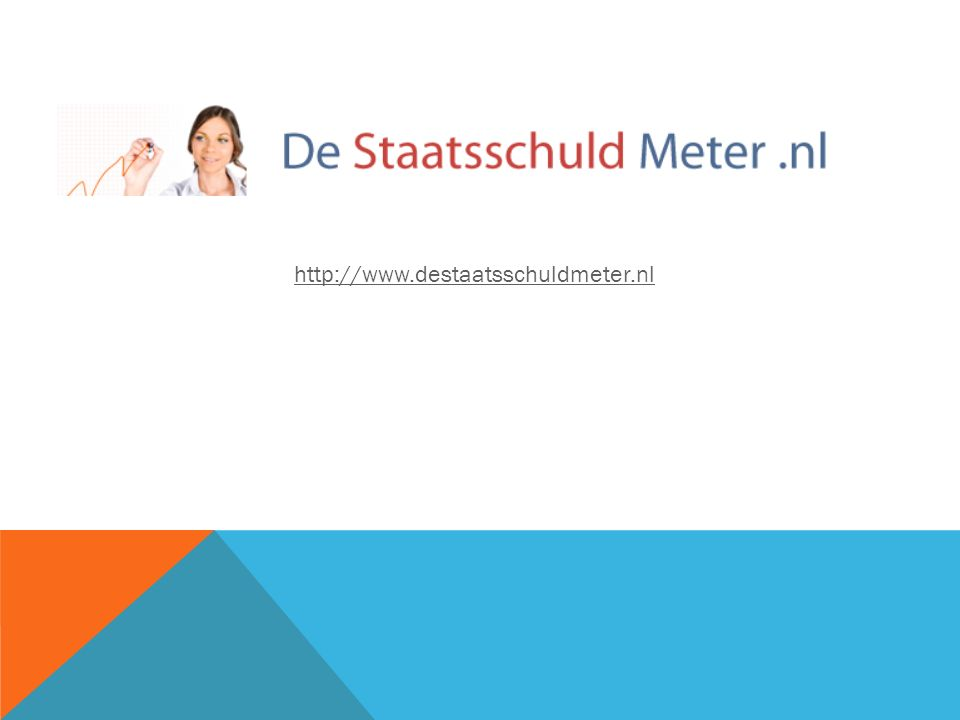 http://www.destaatsschuldmeter.nl
