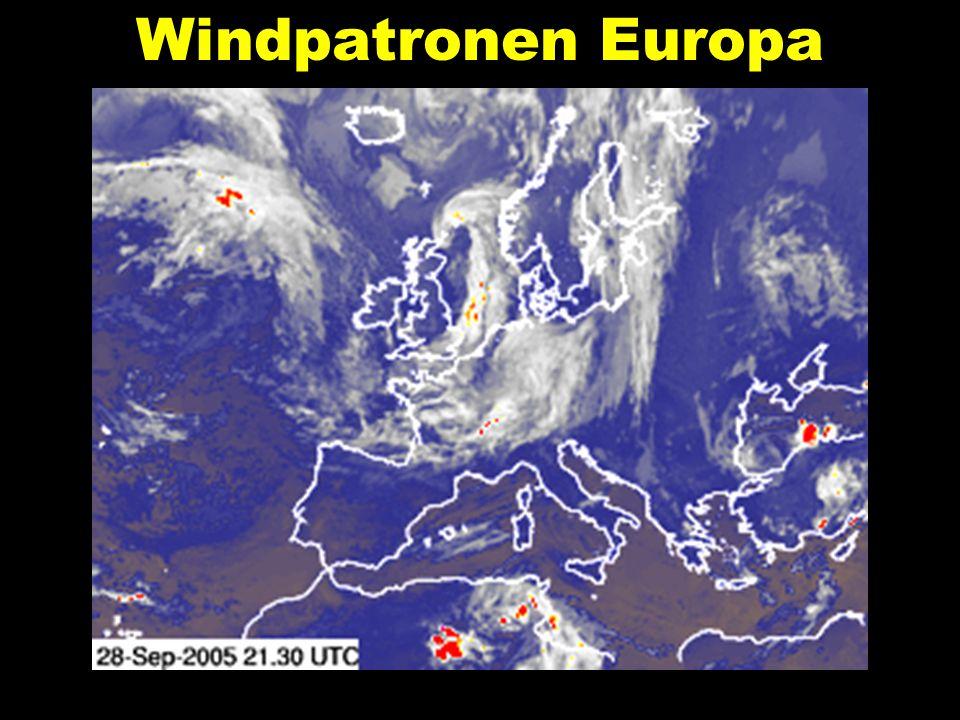 Windpatronen Europa