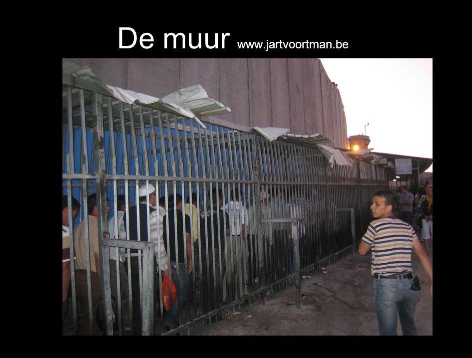 De muur www.jartvoortman.be