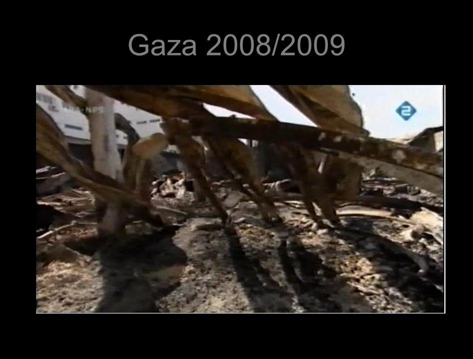 Gaza 2008/2009