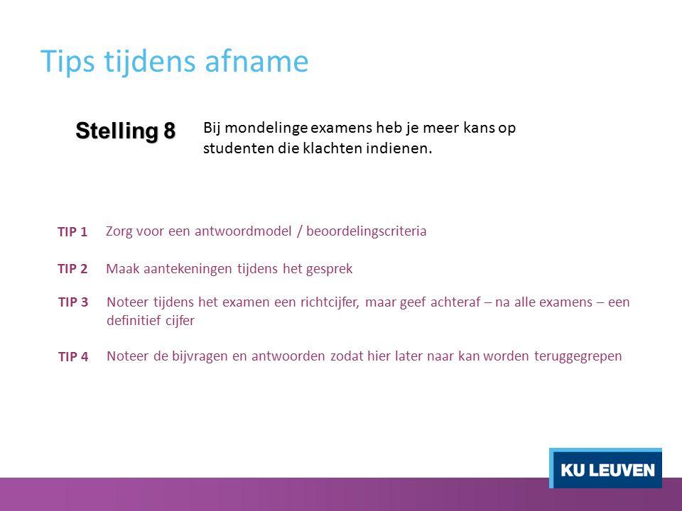 Vragen? Lisa De Jonghe lisa.dejonghe@med.kuleuven.be Dienst Onderwijs Geneeskunde