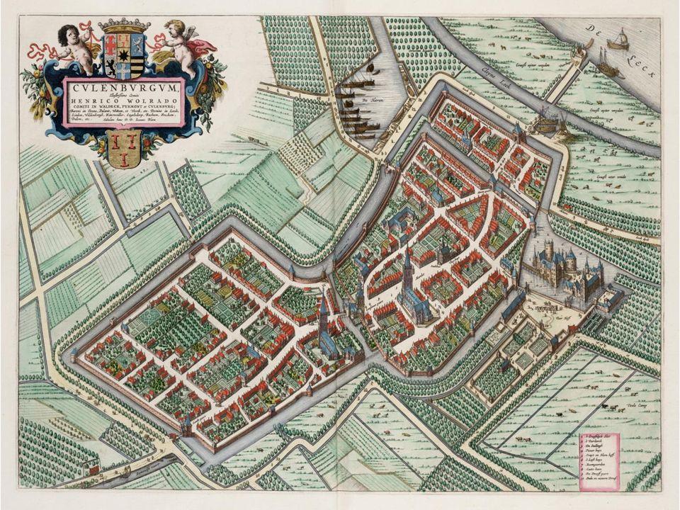 Hoe maak je een middeleeuwse stad.