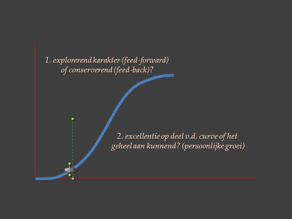 3.reflex bij existentiële onzekerheid: people-attached or matter-attached.