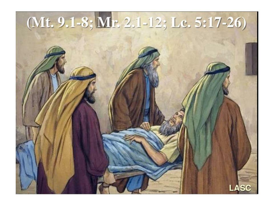 En de schriftgeleerden en de Farizeeën redeneerden: Wie is deze.