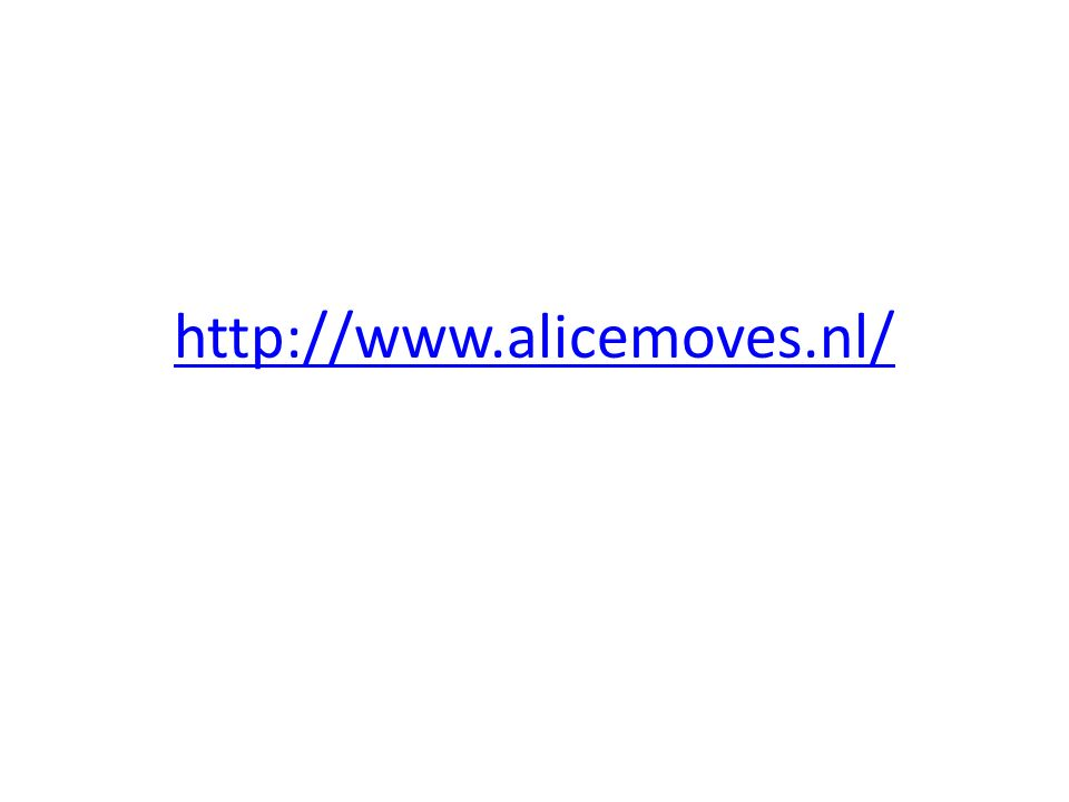 http://www.alicemoves.nl/