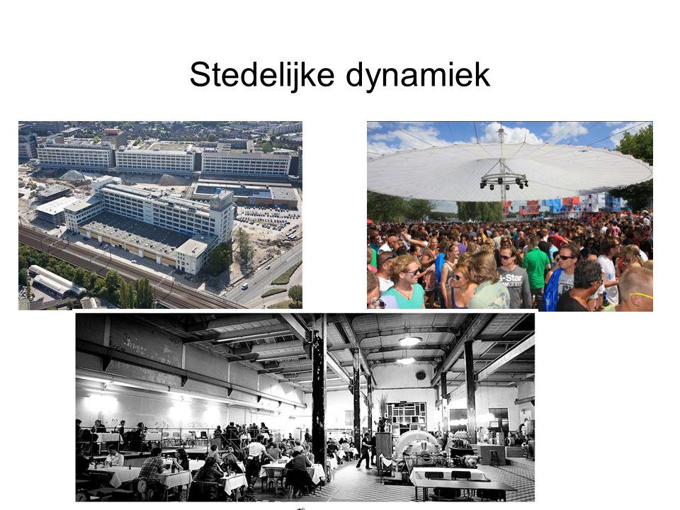 Stedelijke dynamiek