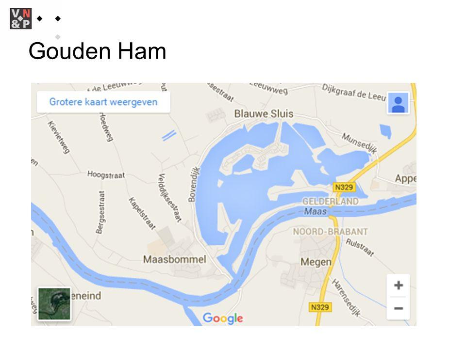 Gouden Ham