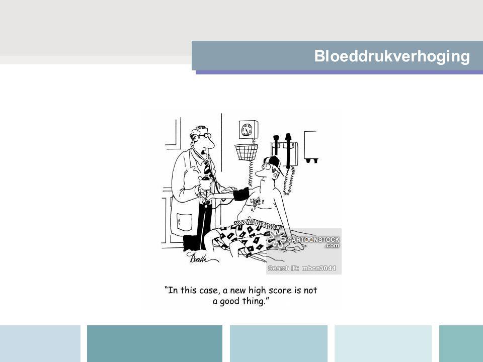 Bloeddrukverhoging