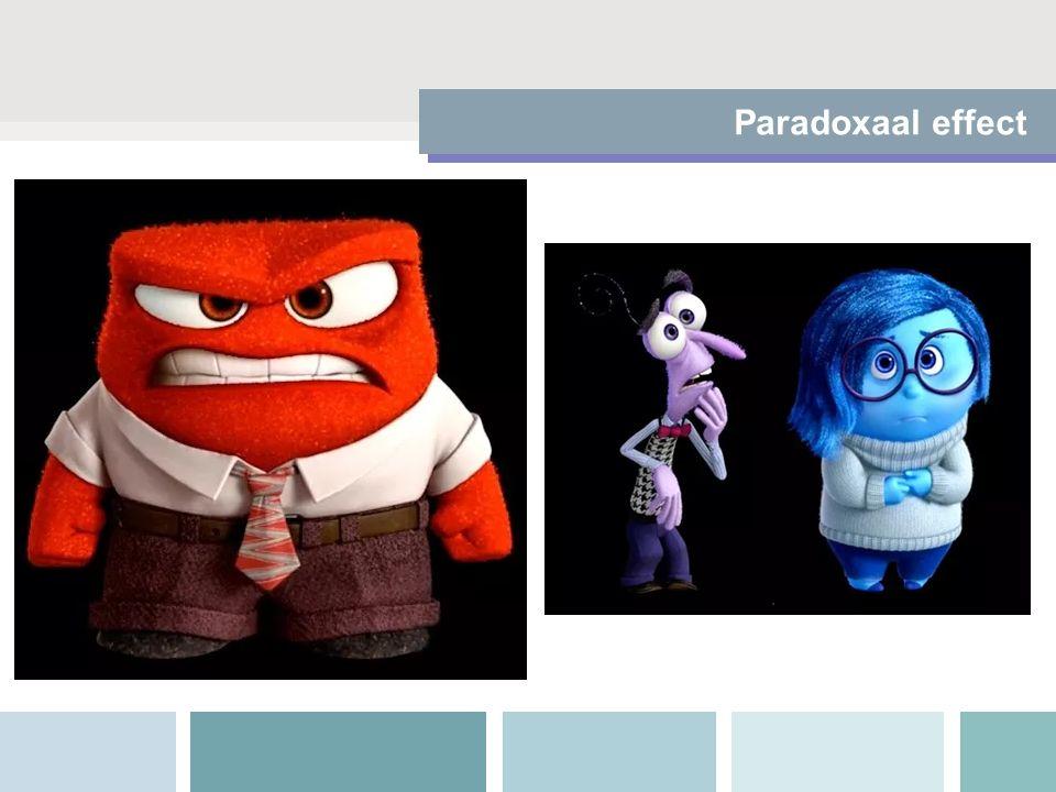 Paradoxaal effect