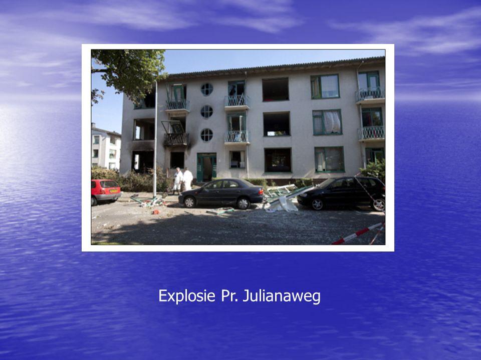 Explosie Pr. Julianaweg