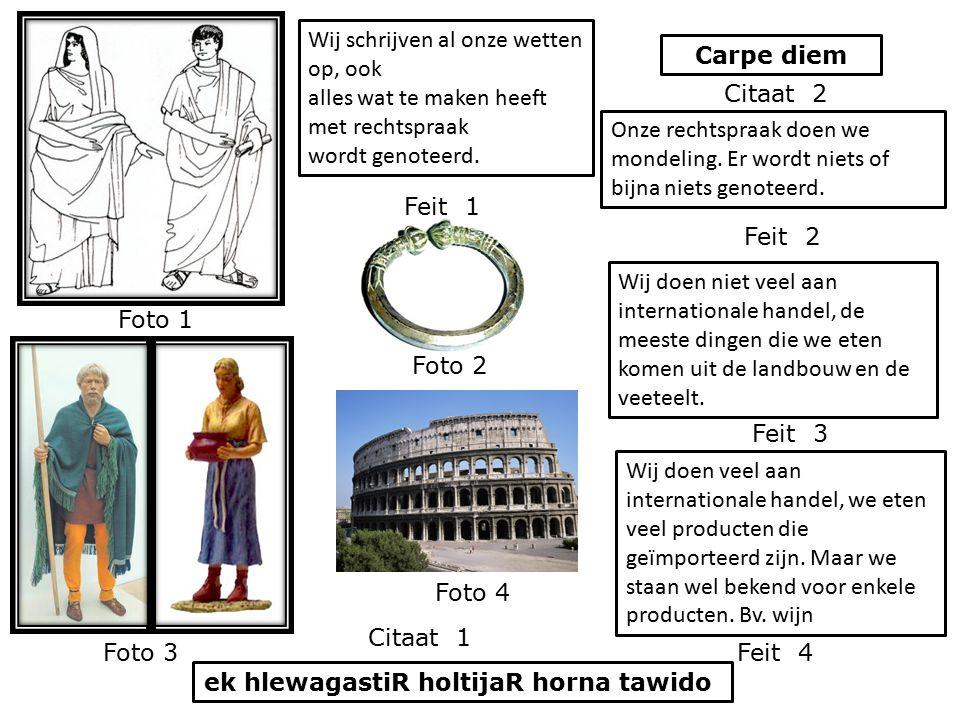  Middeleeuwers namen elementen over  Ook de techniek voor het maken van kunstvoorwerpen