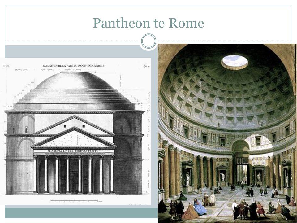 Pantheon te Rome