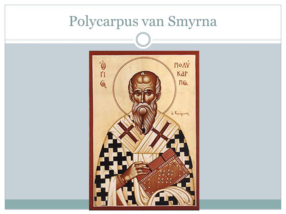 Polycarpus van Smyrna
