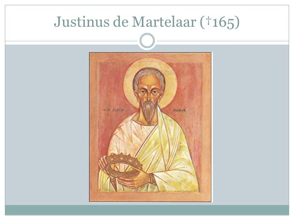 Justinus de Martelaar (†165)