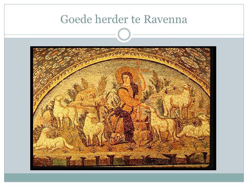Goede herder te Ravenna