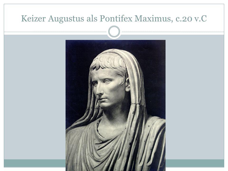 Kader ontstaan christendom: Romeinse Rijk 2.