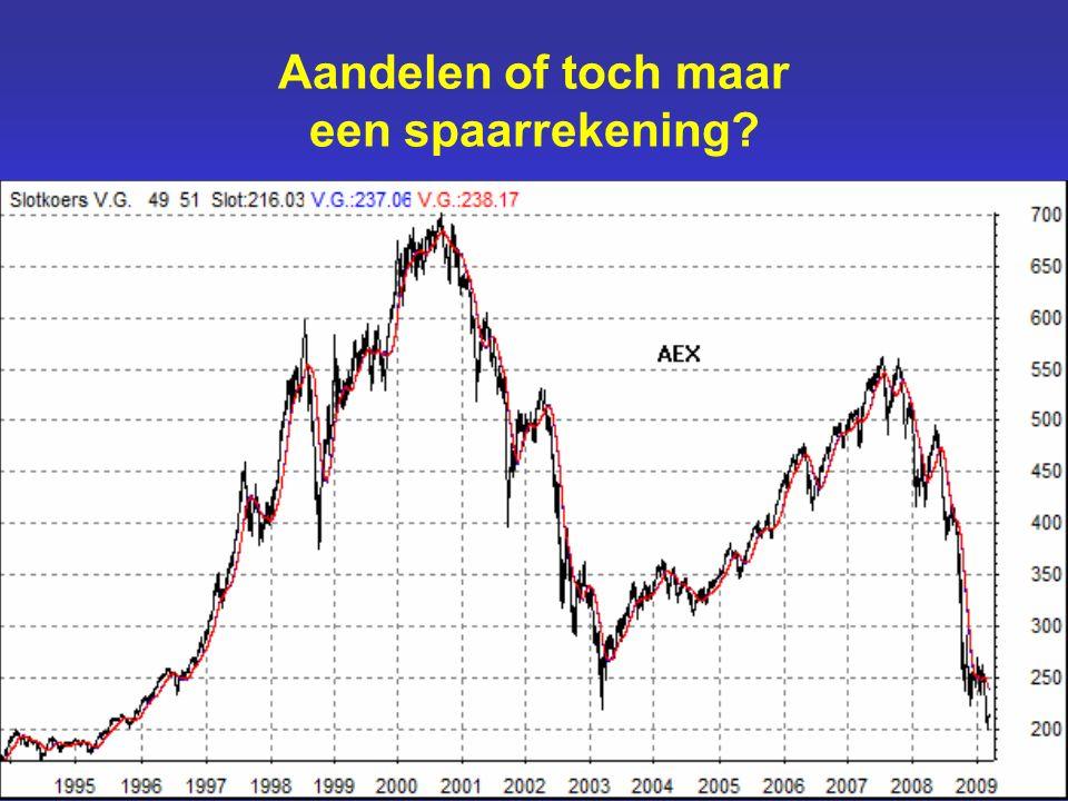 - Zowel aandelen als grondstoffen bieden weer kansen.