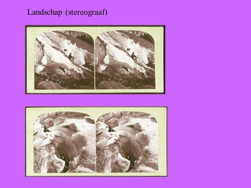 Landschap (stereograaf)