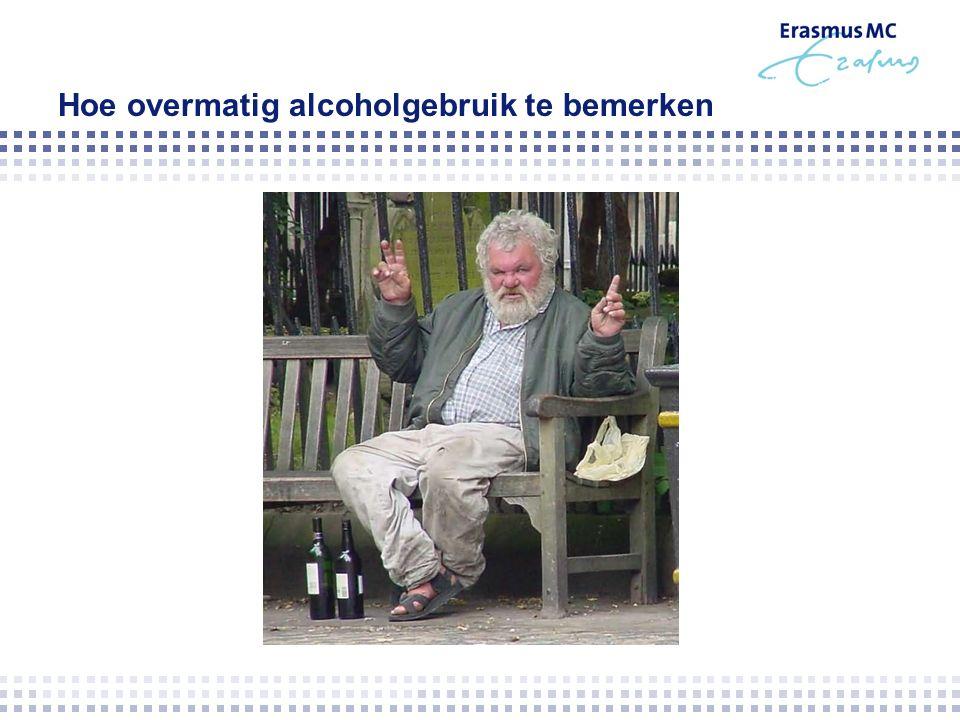 Hoe overmatig alcoholgebruik te bemerken