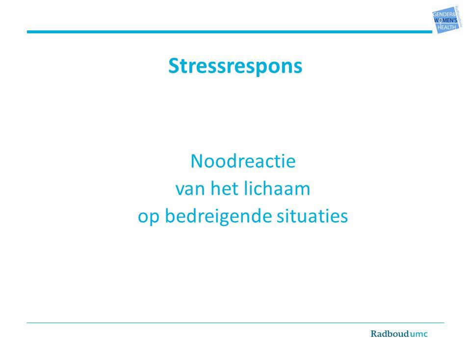 Schadelijke effecten Nervositeit, gejaagdheid Hoofdpijn, spierpijn Slaapproblemen Overspannenheid, burn-out Depressie, angststoornis Posttraumatische stressstoornis