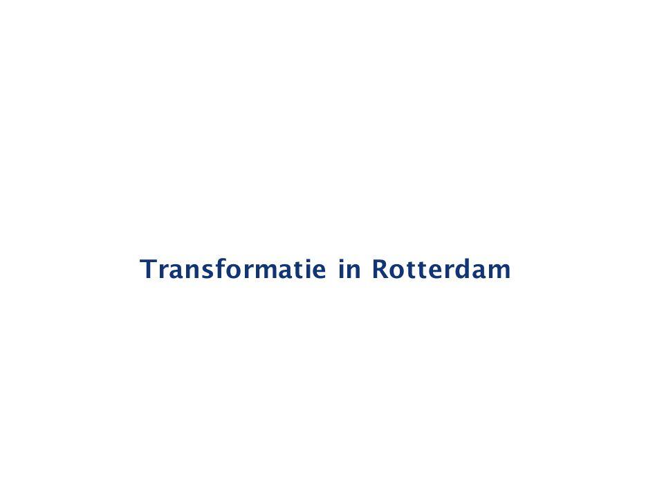 Transformatie in Rotterdam