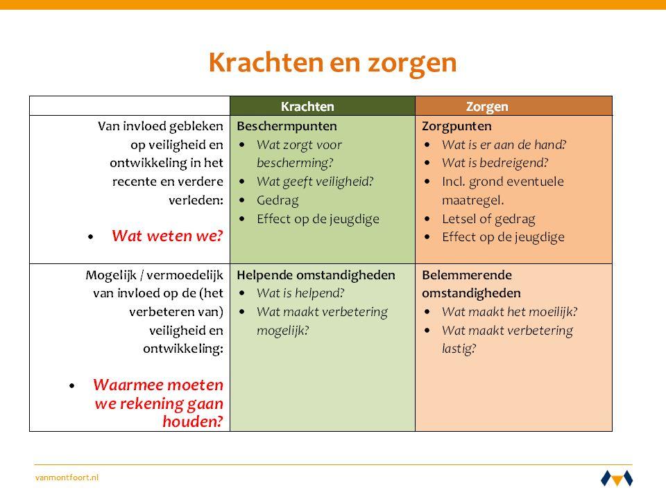 vanmontfoort.nl Krachten en zorgen