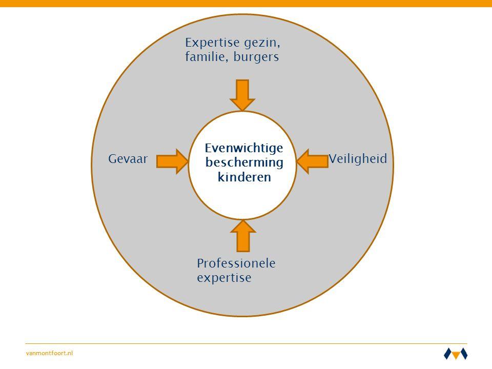 Evenwichtige bescherming kinderen GevaarVeiligheid Expertise gezin, familie, burgers Professionele expertise