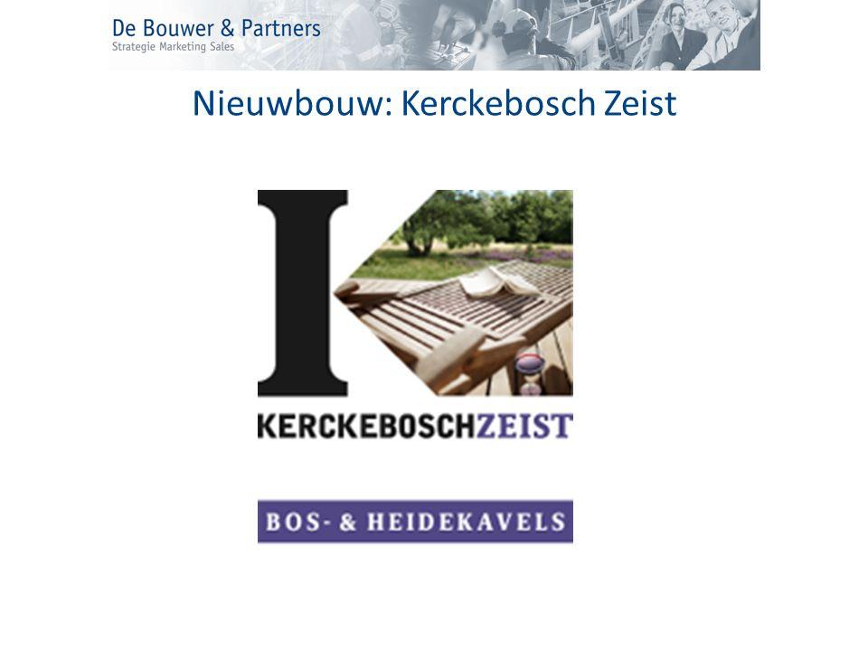Nieuwbouw: Kerckebosch Zeist