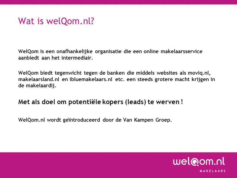 Wat is welQom.nl.