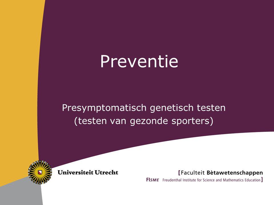 Topsport als toekomstbeeld  Extreme bedragen  Extreme lichamelijke eisen Ontwikkelingen vaak eerder in topsport dan in andere sectoren van de maatschappij