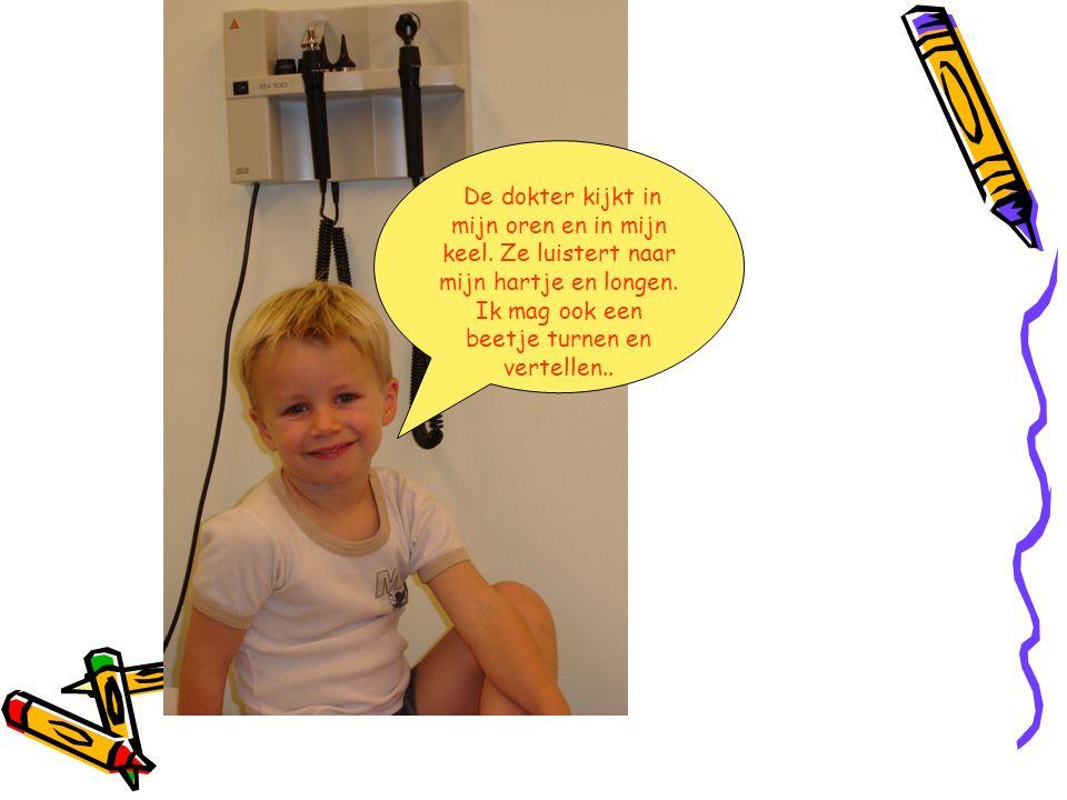 Controle van de oogstand ( cornea reflex ) Wat.