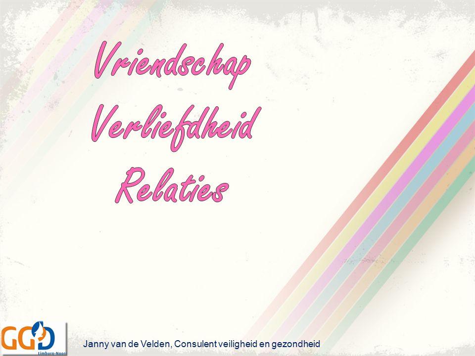 Janny van de Velden, Consulent veiligheid en gezondheid